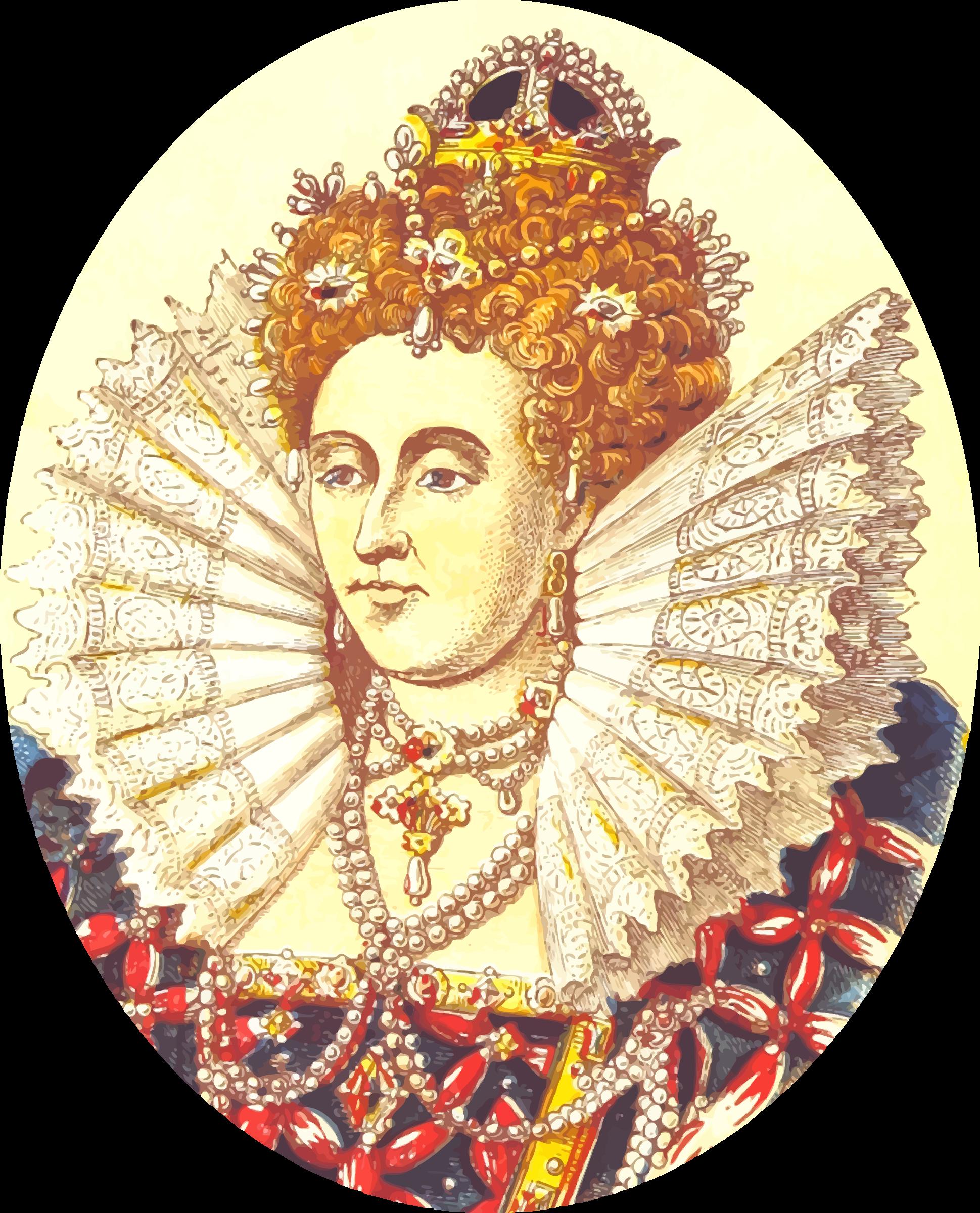 Queen Elizabeth I Version 2 By Firkin From A Drawing In Hanes Prydain Fawr O R Cyfnod Boreuaf Hyd Pictures Of Queen Elizabeth Elizabeth I Vintage Drawing