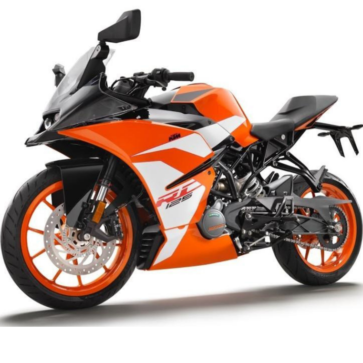 2019 KTM RC 125 ABS Officially Launched; Priced at INR 1