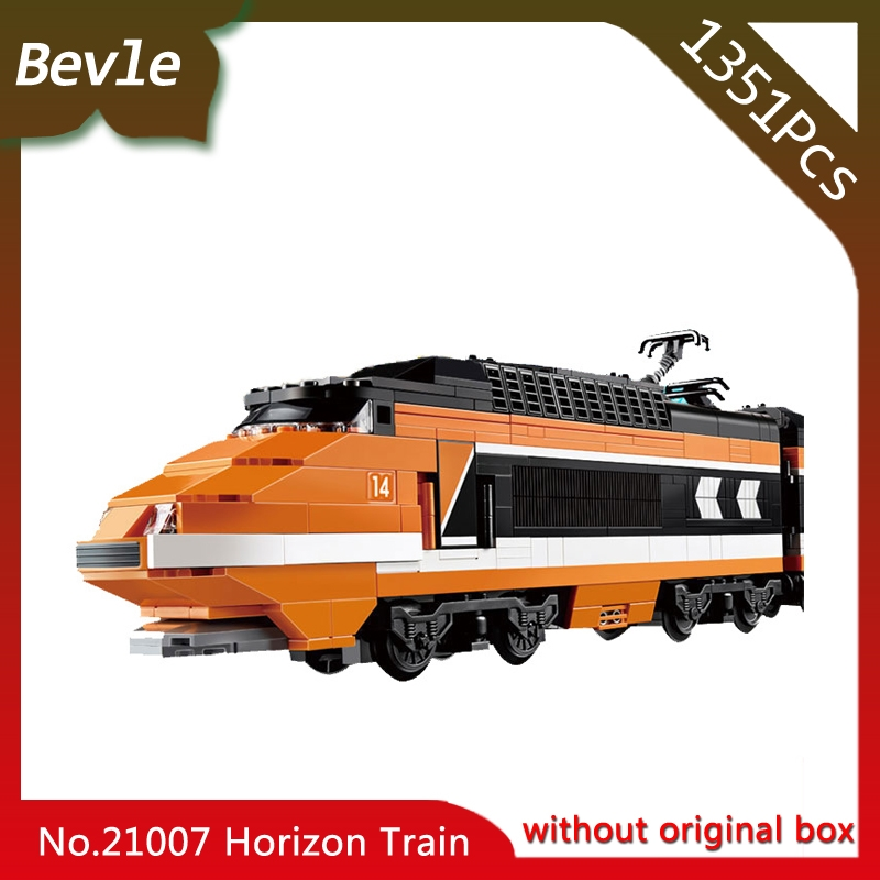 38.60$  Buy now - http://aliguw.shopchina.info/go.php?t=32793615551 - Bevle Store LEPIN 21007 1351Pcs Technic Series Horizon Express model Building set Bricks Blocks For Children Toys 10233 Gift  #buyonline