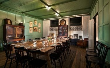 Freemans Restaurant Private Events The Blue Room Capacity 20
