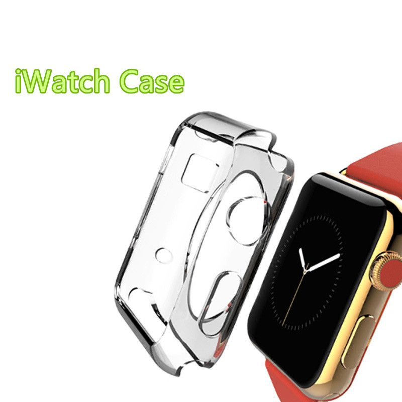 2019 Cheap Protective Plastic Apple Sport Watch Case For