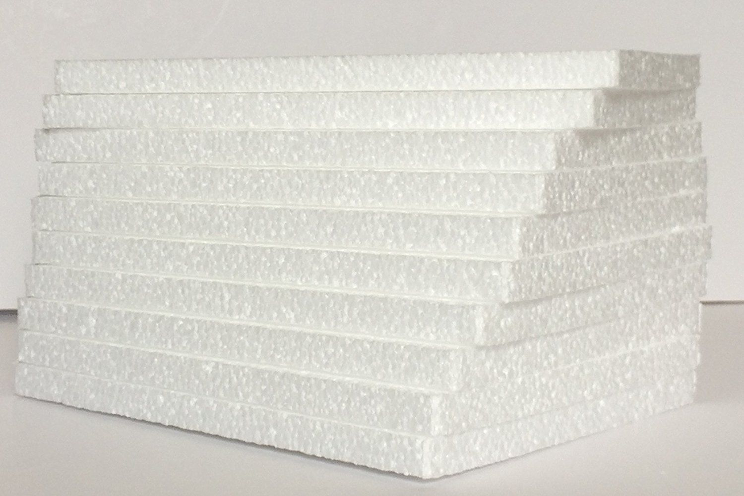 Styrofoam Sheets 6 X 8 X 1 2 White Lot Of 40 More Info Could Be Found At The Image Ur Cheap Craft Supplies