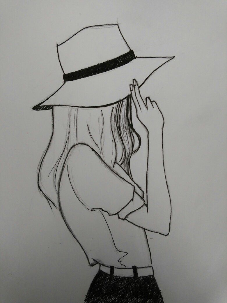 Olga Girl Drawing Olga Girl Drawing You Are In The Right Place About Hipster Pencil Drawing Inspiration Art Drawings Sketches Simple Girl Drawing Sketches