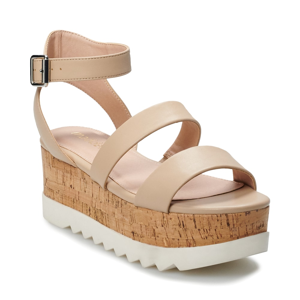 madden NYC Sage Women's Platform Sandals | Popular shoes