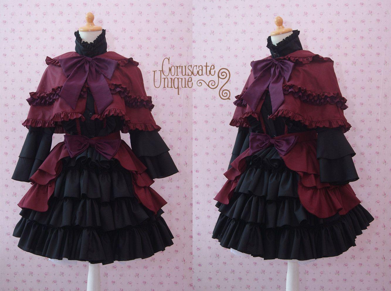 Fashion · Popular items for gothic lolita ...
