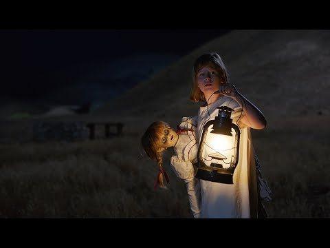 Novo Trailer Legendado Do Suspense 39 Annabelle 2 A Criacao Do