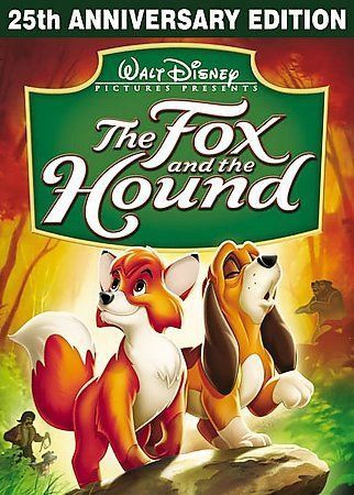 The Fox and the Hound (DVD, 25th Anniversary Edition)