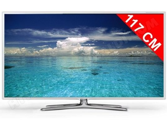 t l viseur led 117 cm full hd 3d samsung ue46es6710 samsung gamme smart tv pinterest. Black Bedroom Furniture Sets. Home Design Ideas