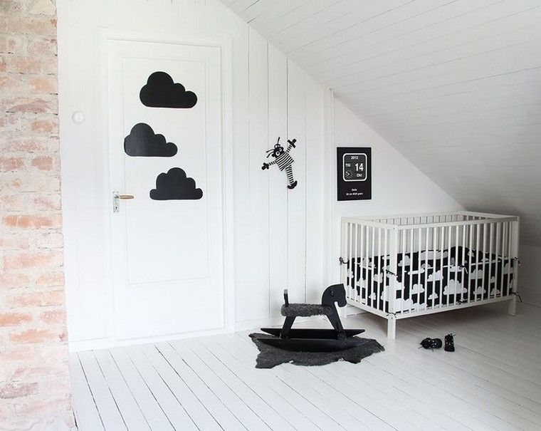 Deco Chambre Bebe Fille Et Garcon En Style Scandinave Pour Un
