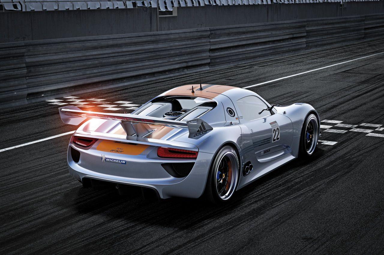 Porsche 918 Rsr Porsche 918 Porsche Cars Porsche