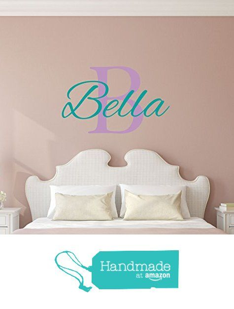 Personalized Name Wall Decal From Sticky Vinyl Http Www Dp B018okm6q8 Ref Hnd Sw R Pi Ihf0wb1qgt40d Handmadeat