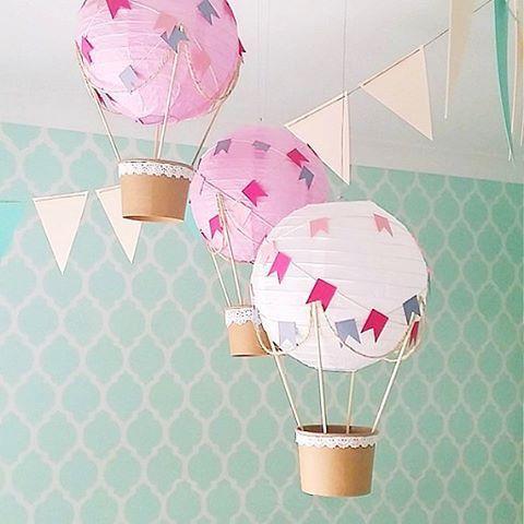 globos aerostaticos de papel china