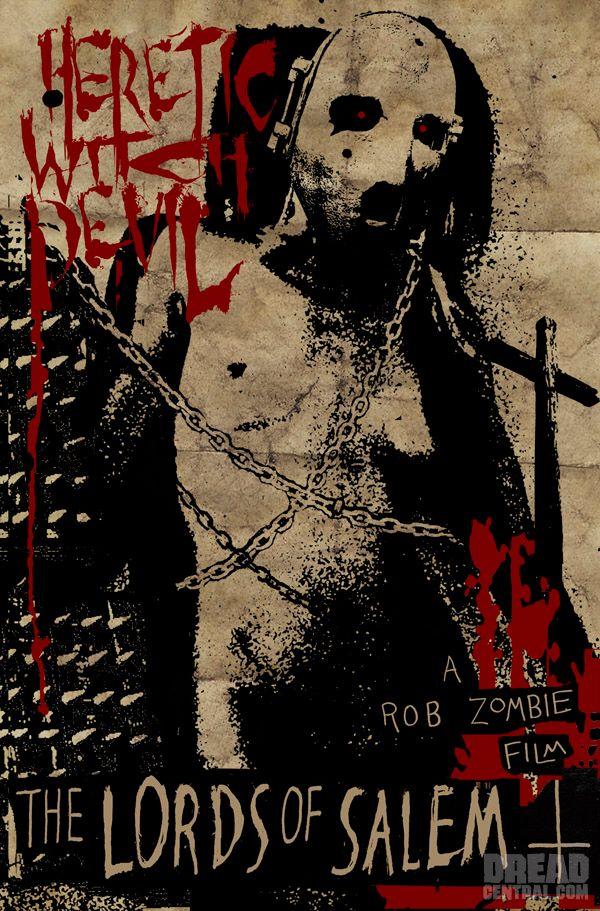 Rob Zombie S Lords Of Salem Con Imagenes Peliculas De Terror