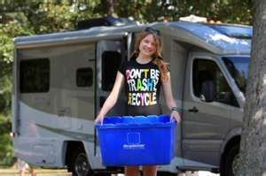 Do you recycle when you camp?  http://rentzio.com/blog/?p=241