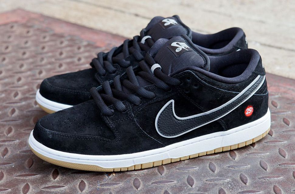 91edbf42703fe Quarter Snacks x Nike SB Dunk Low - EU Kicks  Sneaker Magazine