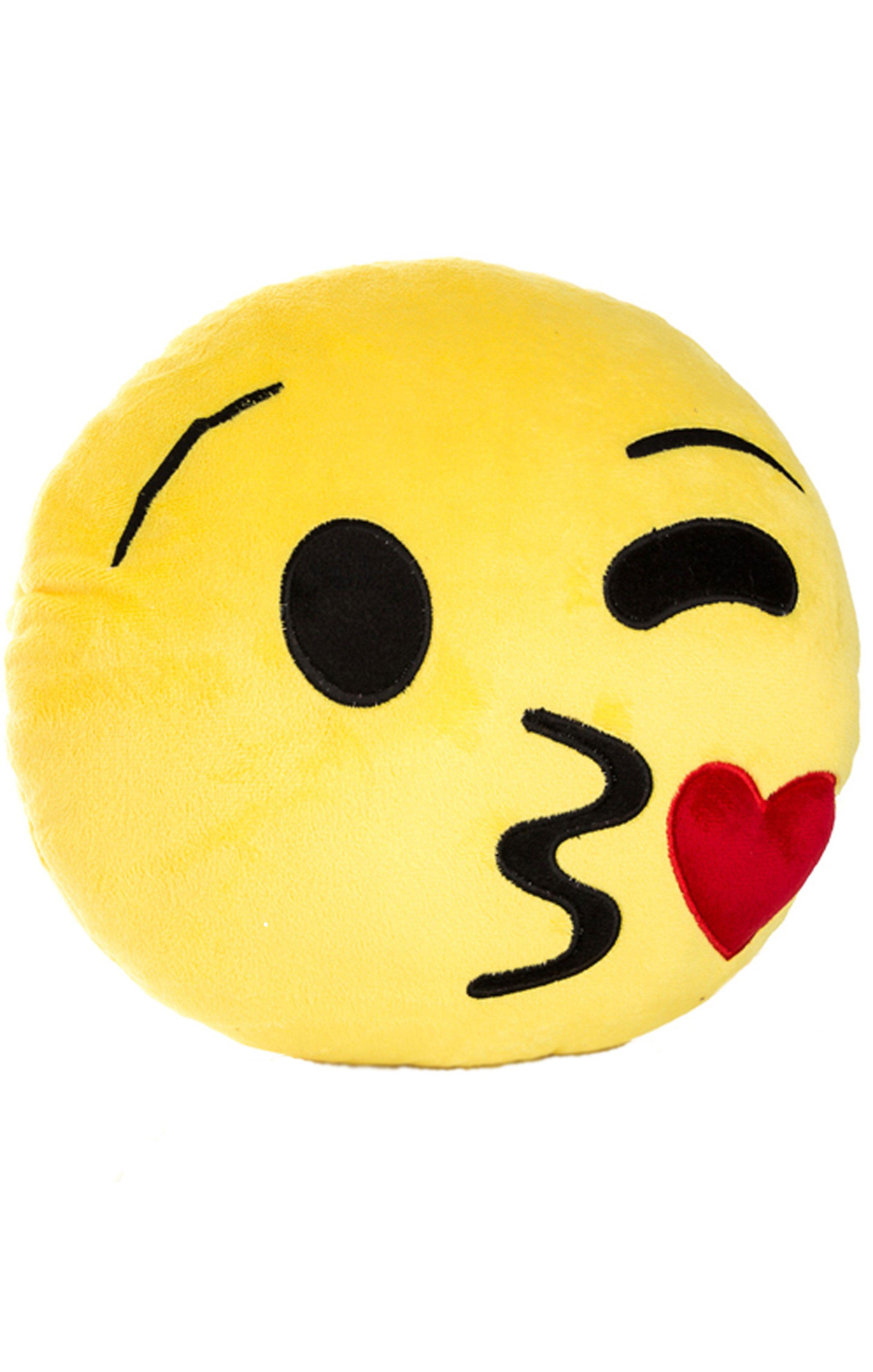 Kissy Gesicht Emoji Bedeutung