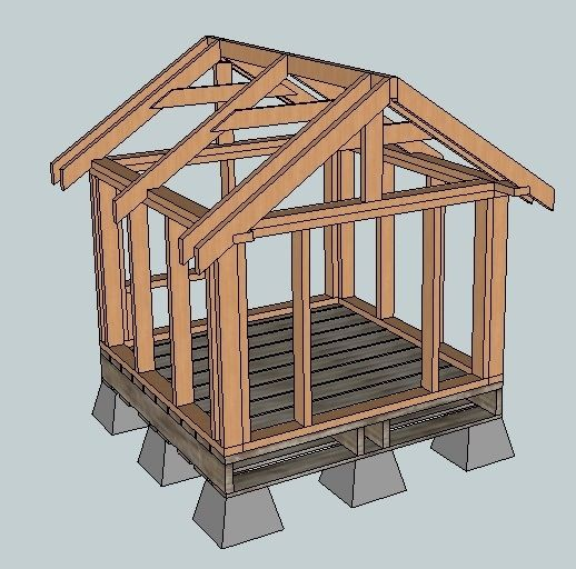 Little House Plans back the hawthorn main level Plans For A Little House Could Be A Dog House Garden Shed Chicken