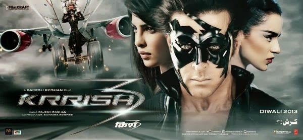 Brand New Poster Of Krrish 3 Movie Download Movies