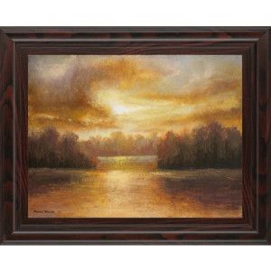 Wall Decor Product Categories Golden Lake Painting Frames Hanging Wall Art