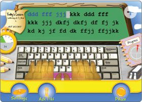 Typing Program - old enough? Follows National Education ...
