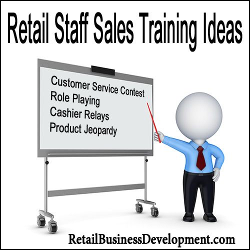 Retail Staff Sales Training Ideas Retail Sales Tips Pinterest - retail sales associate