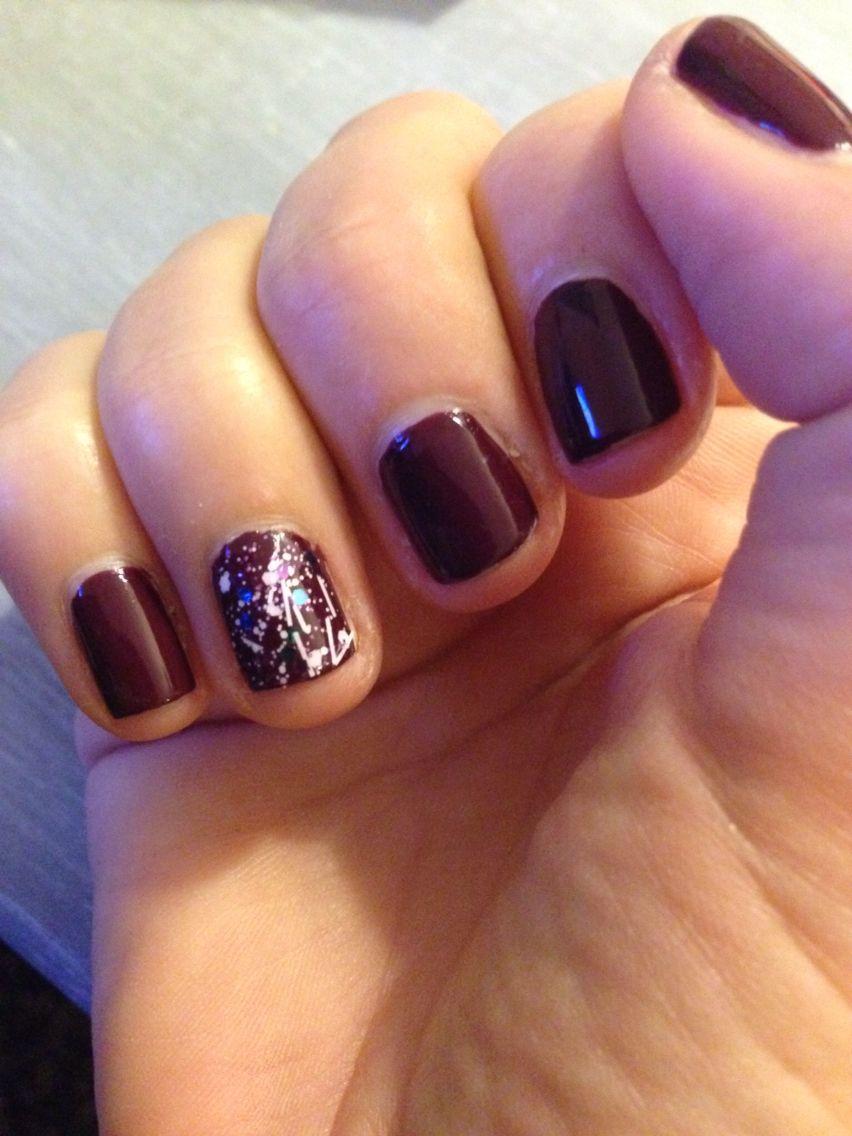 Essie prune | Nail idea | Pinterest