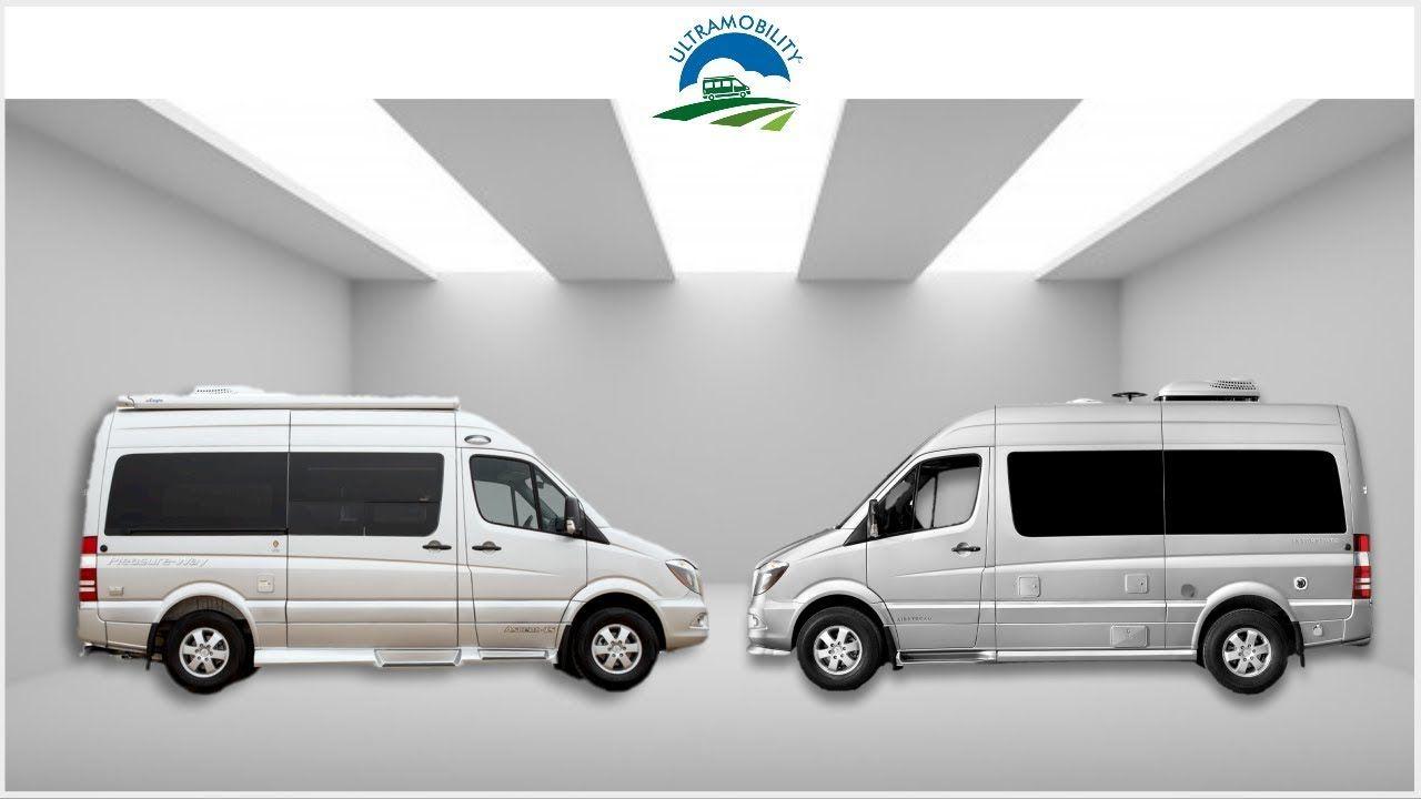 The Top 2 Premium Class B Camper Vans Under 20 Pleasureway