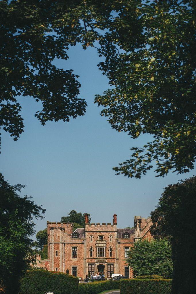 Castle Wedding Venue in Shropshire Rowton Castle