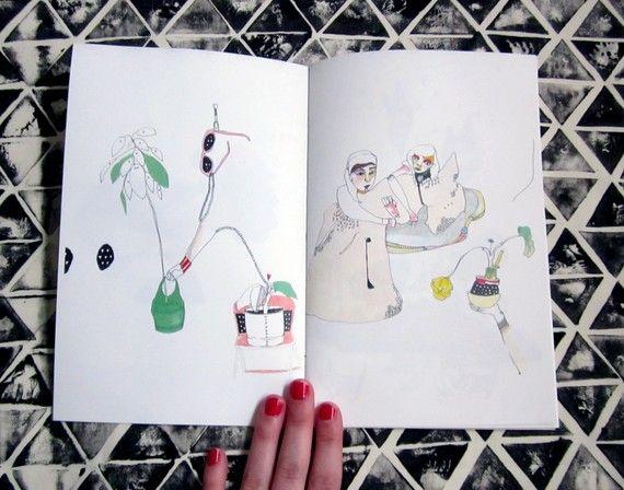 Jacqueline Bos Illustration Shop
