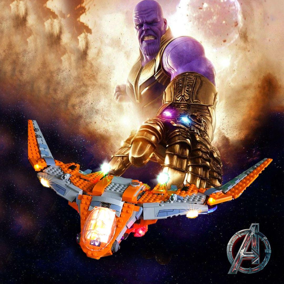 🤩😍💥 The earth's mightiest heroes are reflected from the Lego model of Thanos: Ultimate Battle 76107.  . . #guardiansofthegalaxy #Avengers #superheros #Infinitywar #legos #legomovies #legofans #legoavengers #76107 #legomarvel #marvelfan #marvelmovie #legophotography #legostagram  #legogram #legomenia #legobuild #legomasters
