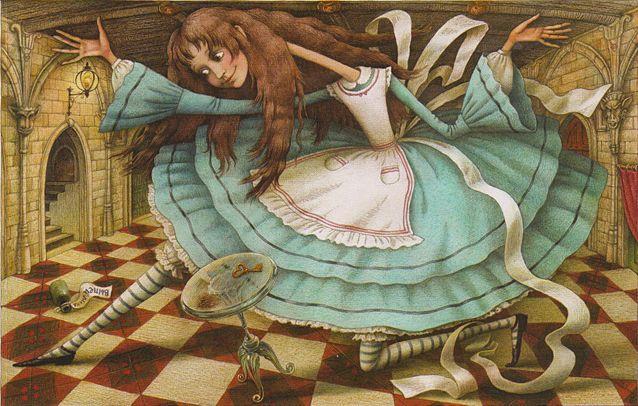 Ilustración Elena Bezanova