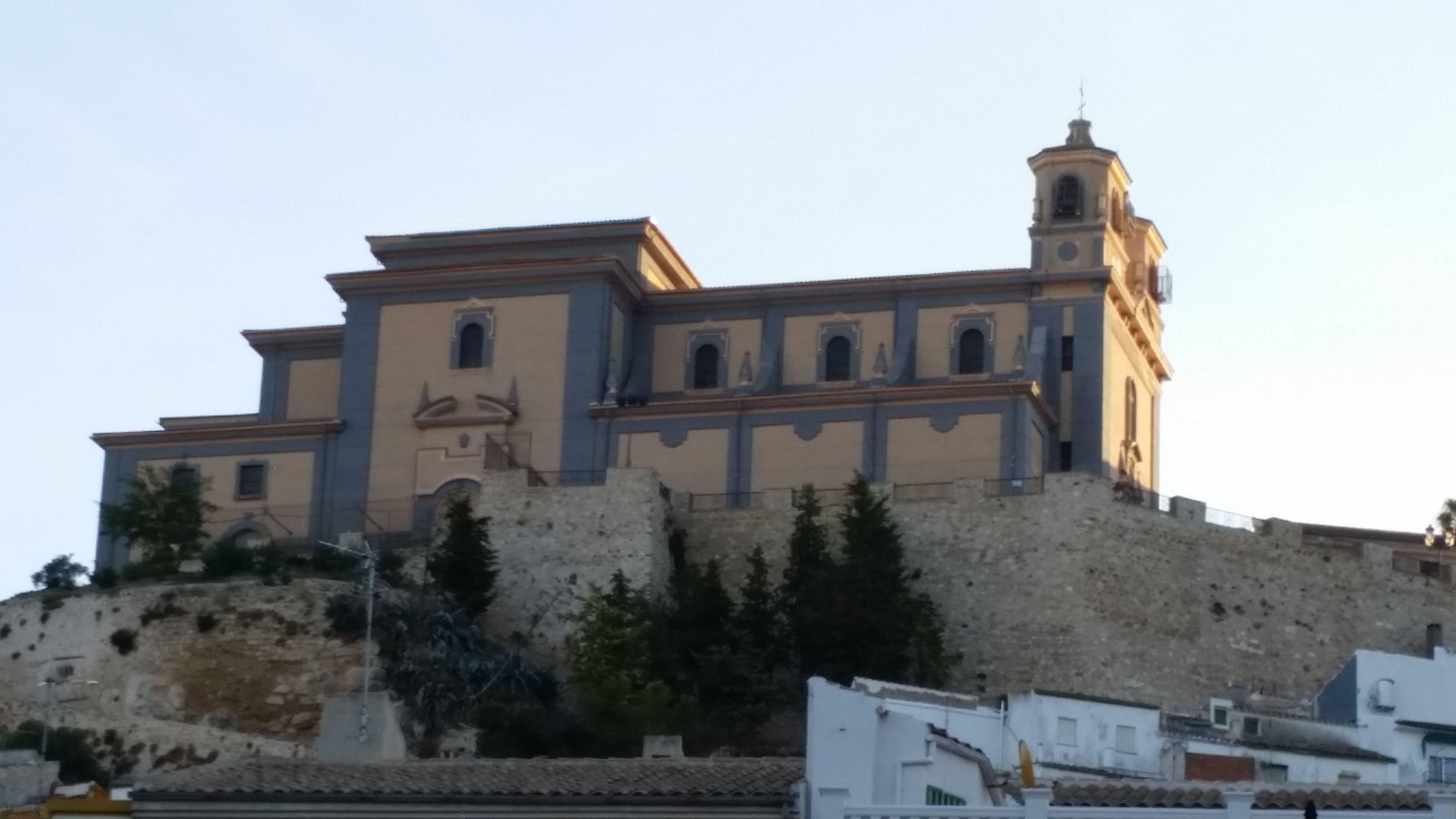 Santuario de la Virgen de la Villa