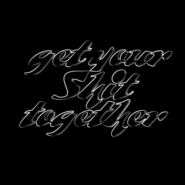 typographic frenzy vol. II by Vian , via Behance