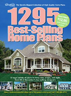1295 Best Selling Home Plans Free Ground Shipping U S Only This Value Priced Book Offers The World S Big House Plans Farmhouse Free House Plans House Plans