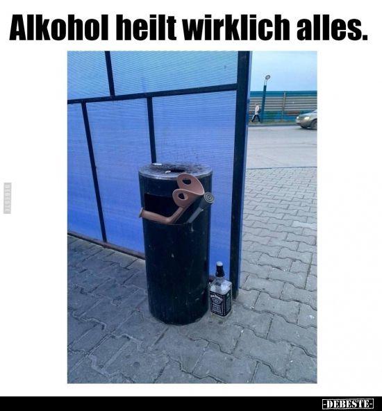 Alkohol Witze