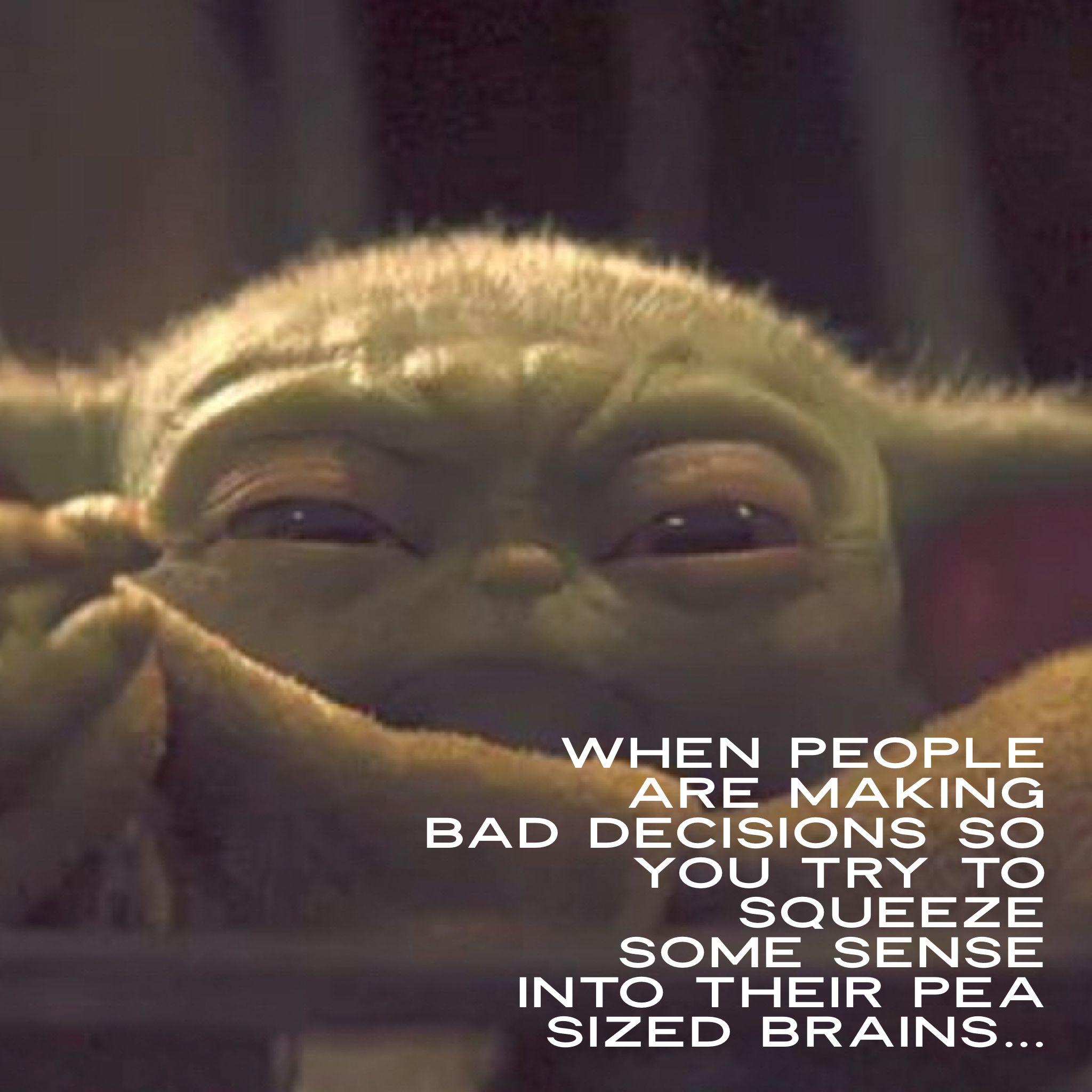 Baby Yoda Meme Yoda Meme Yoda Memes