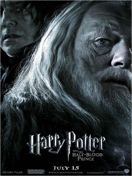 Harry Potter Y El Misterio Del Príncipe Cartel Películas De Harry Potter Harry Potter Afiche De Harry Potter