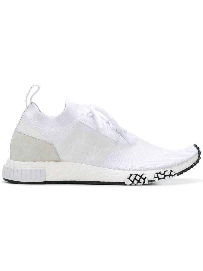 best cheap a527d dab68 ADIDAS ORIGINALS ADIDAS ORIGINALS NMD RACER PRIMEKNIT SNEAKERS.   adidasoriginals  shoes
