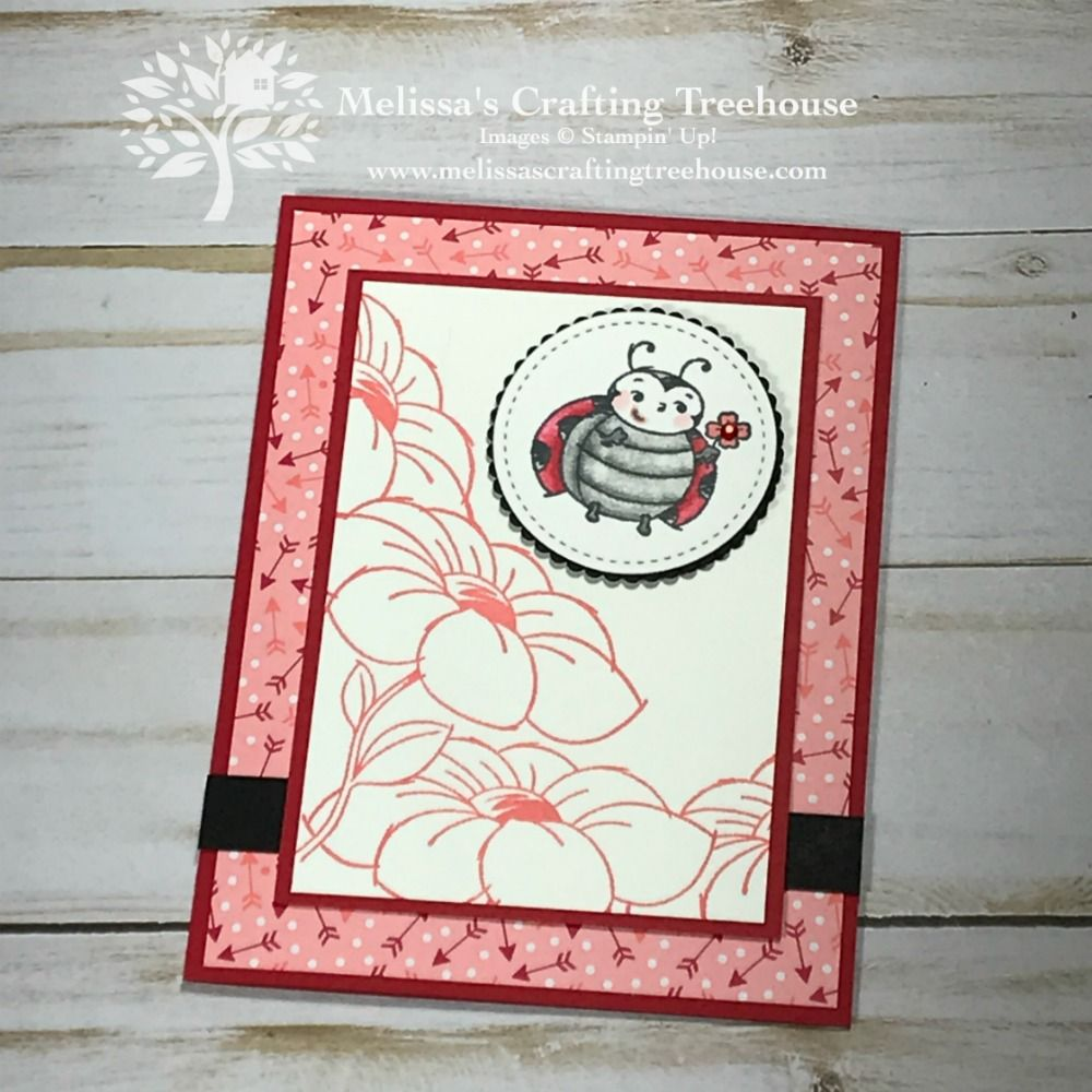 From My Heart Stampin' Up! Suite! - Melissa's Crafting Treehouse
