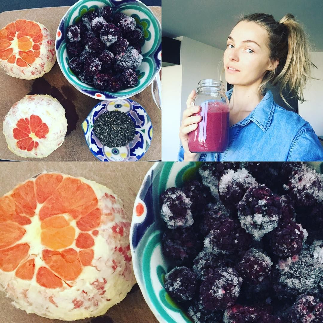 Pin by aNAm on Kendall jenner Breakfast smoothie