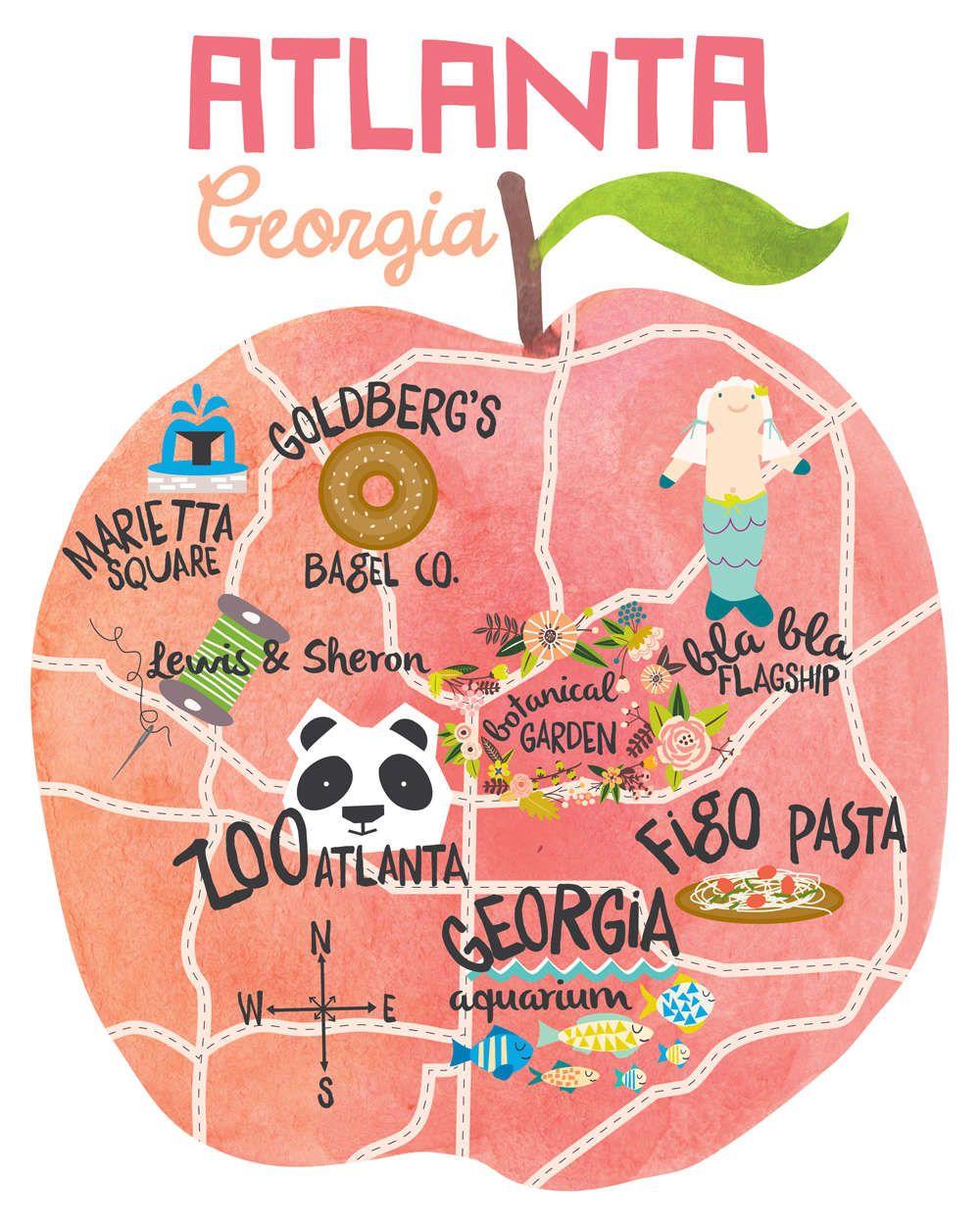 Kid Friendly Places In Atlanta Georgia