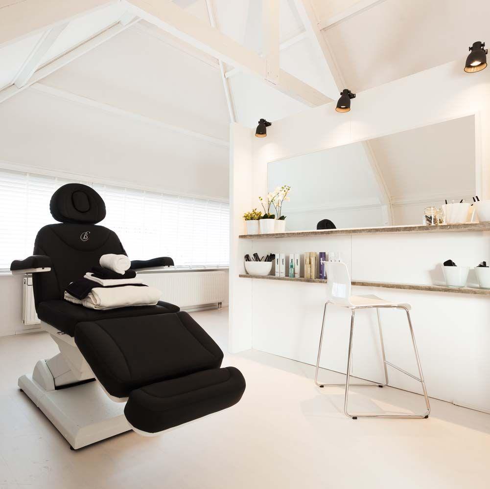 Behandelstoel van bellezi beauty equipment bij noemi beauty interieur noemi beauty - Interieur salon ...