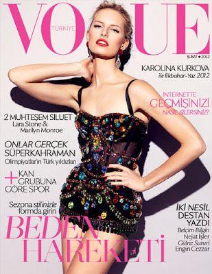 Vogue Turkey, February 2012.