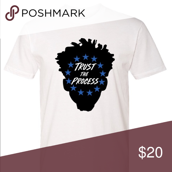 Incognito Tees Trust The Process Philly Tee Shirt Designs Tee Shirts Tee Design