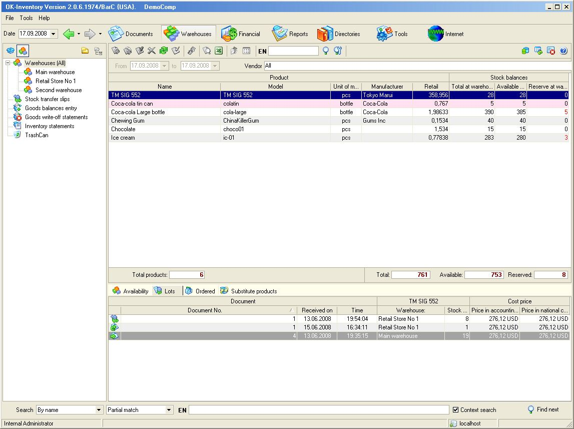Accounting Inventory Software Free Download | The Best Contact