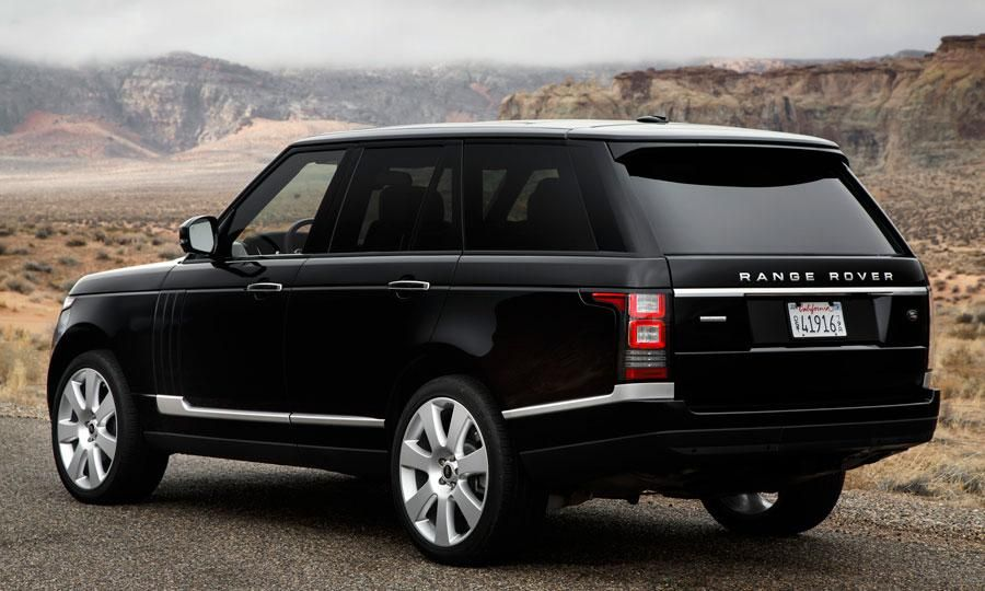 Land Rover Wins Three Trophies At The 2013 Auto Express Awards Luxury Cars Range Rover Range Rover Range Rover Black