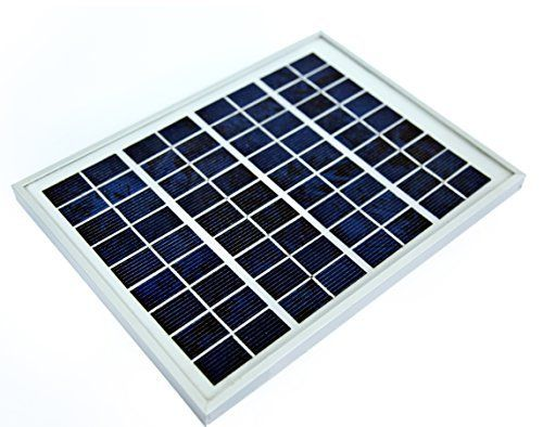 Eco Worthy Polycrystalline Solar Panels 5 Watt 12 Volt 5w 12v Solar Module Home Charging Usd For 12v Solar Panels Best Solar Panels Solar Panel Kits