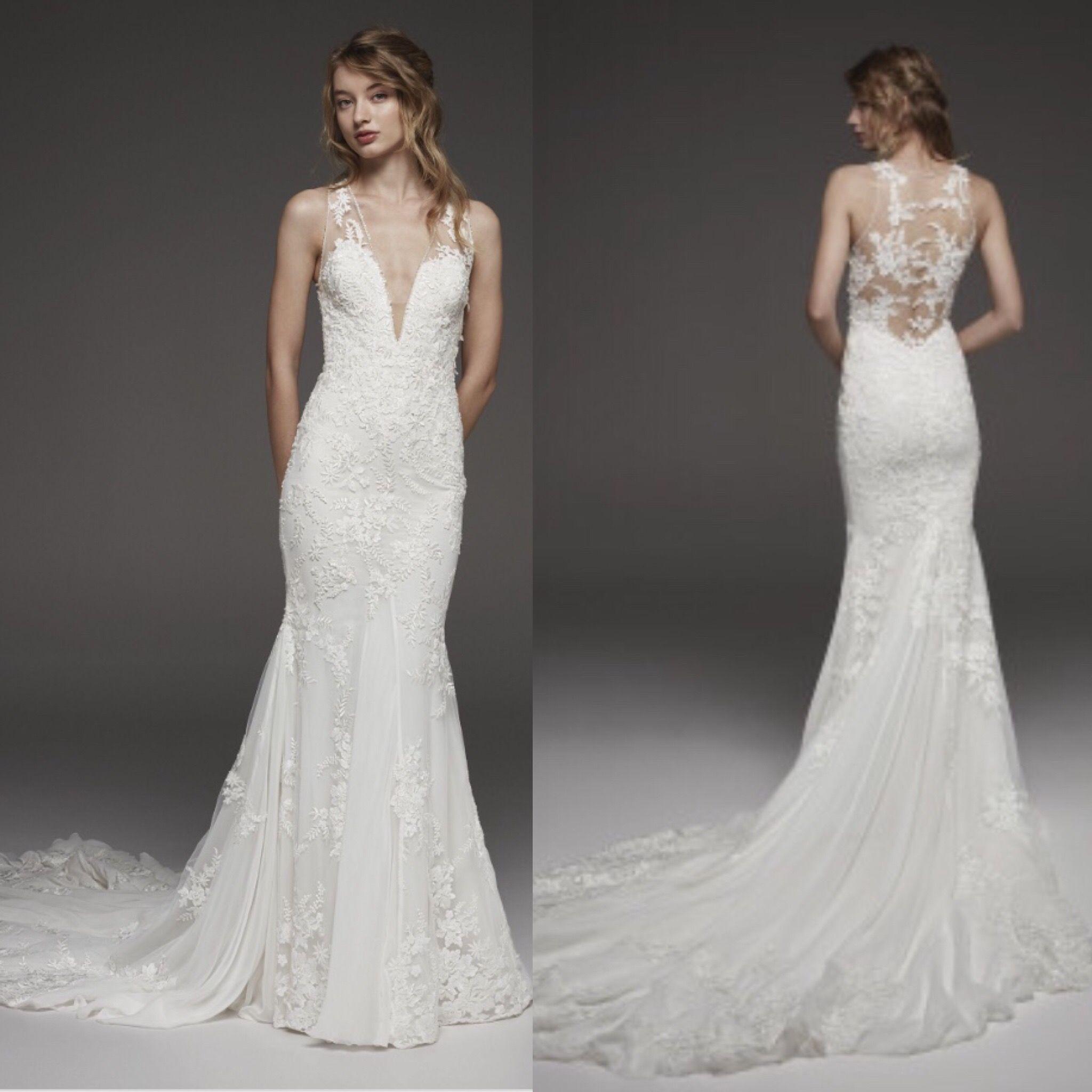 Sold Pronovias Consignment Wedding Dresses Bridal Dresses Wedding Dresses
