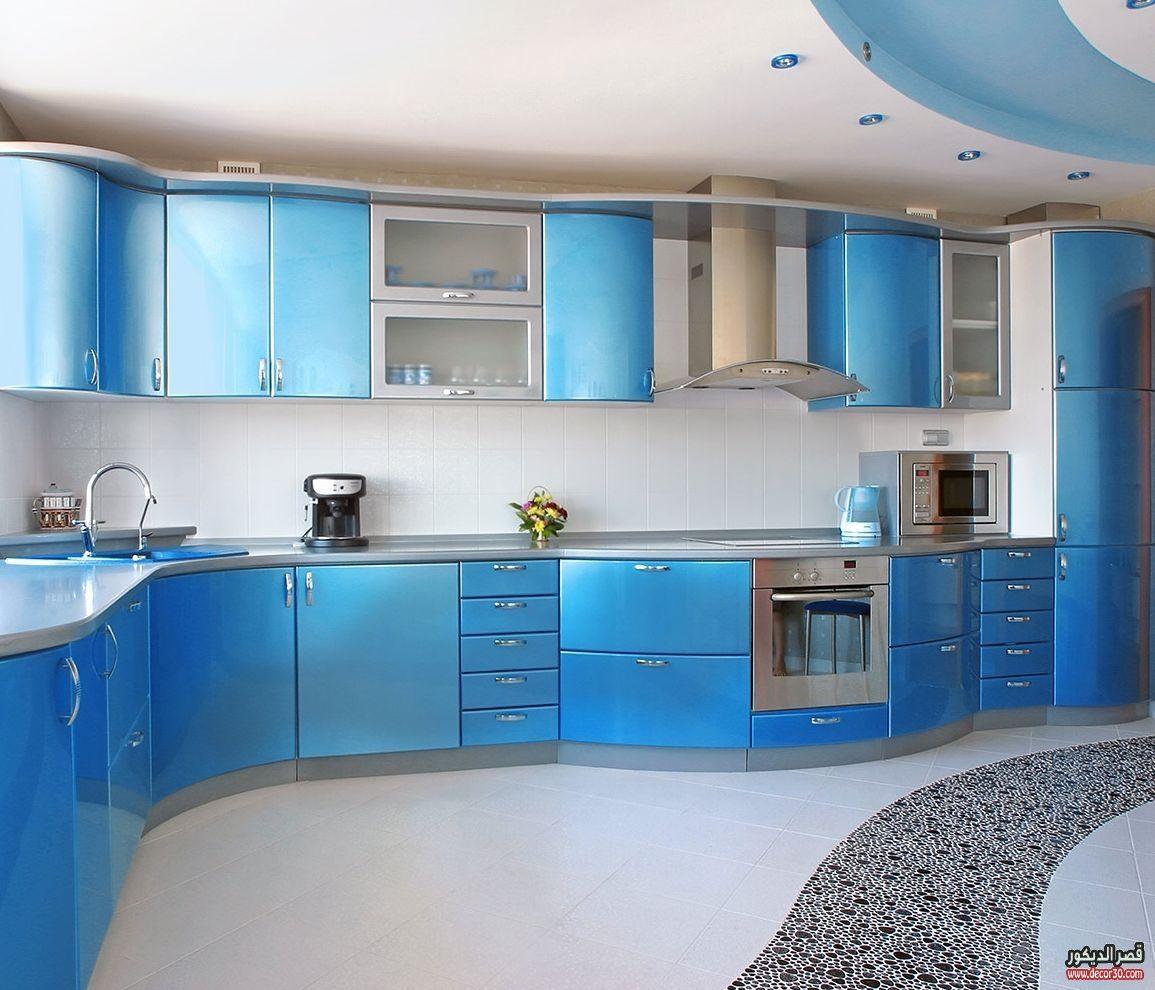 احدث تصاميم المطابخ الالوميتال,Latest Alumetal Kitchen Designs ...