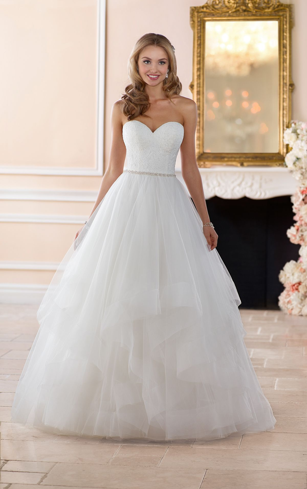 Wedding dresses stella york ball gowns and wedding dress